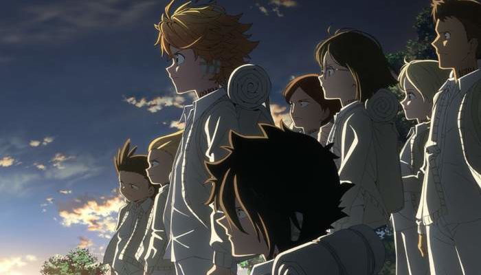 promised neverland season 2