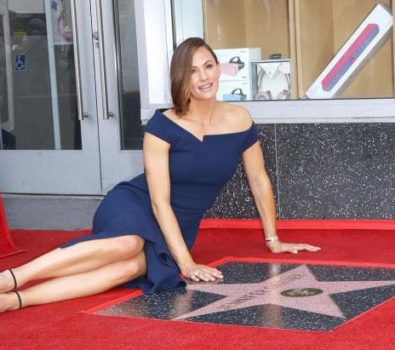 jennifer garner measurements