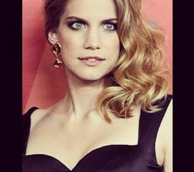 Anna Chlumsky Meaurements